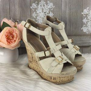 Shoe Dazzle Armida Wedges